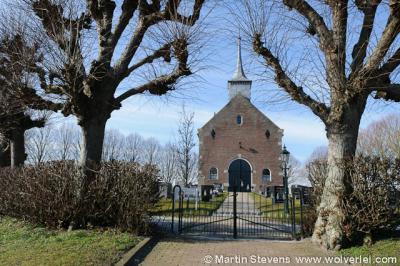 Sondel, de Nederlands-Hervormde kerk