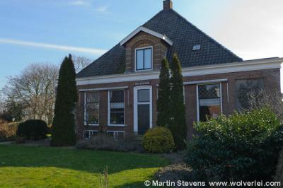 Sondel, boerderij met de wapenstenen van Beuckenswijk