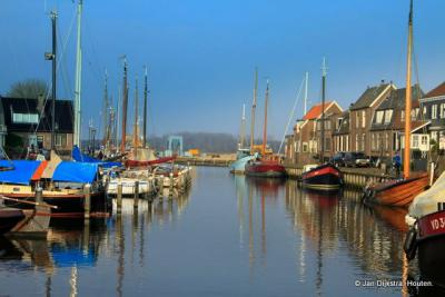 Spakenburg, haven