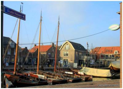 Spakenburg, Oude Haven