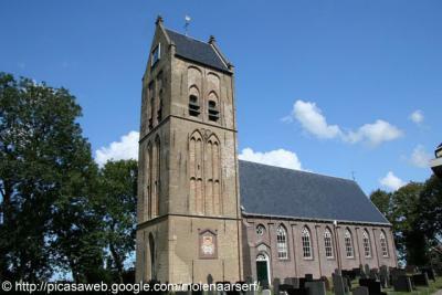 Spannum heeft vier rijksmonumenten, waaronder uiteraard de kerk uit oorspronkelijk ca. 1500, met eind-15e-eeuwse toren.
