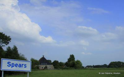 Spears, een buurtschap ten noorden van Sneek