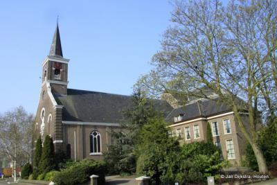 RK kerk in Spierdijk