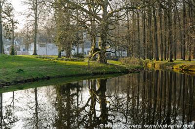 Staverden, Landgoed Staverden