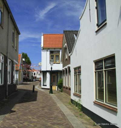 Op een mooie zonnige dag in Stolwijk