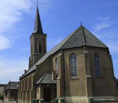 De Hervormde kerk van Stolwijk