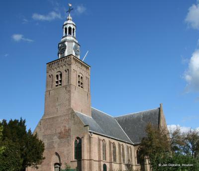 De Hervormde kerk van Streefkerk
