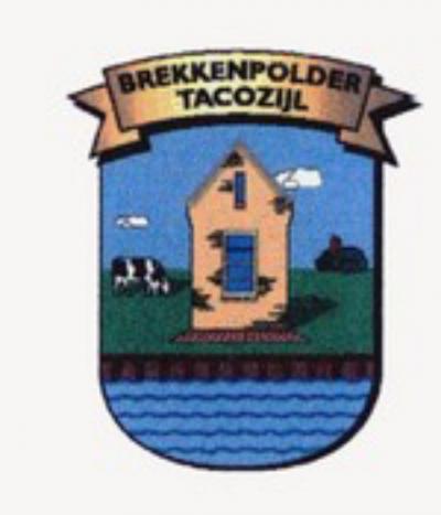 Logo van de Vereniging Plaatselijk Belang Brekkenpolder-Tacozijl