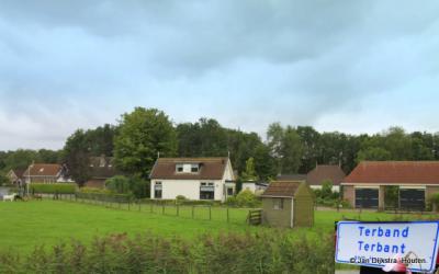 Terband is een dorp in de provincie Fryslân, gemeente Heerenveen. T/m 30-6-1934 gemeente Aengwirden. Het dorp is zo dunbebouwd dat het geen 'bebouwde kom' heeft en daarom witte plaatsnaamborden heeft in plaats van de voor een dorp gebruikelijke blauwe.
