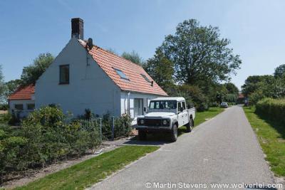Terhofstede, gemeente Sluis, Zeeuws Vlaanderen, Zeeland