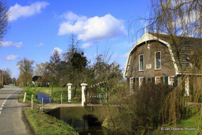 De Cornelia Hoeve in de buurtschap Tienhoven, tussen Hagestein en Everdingen