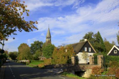 Laan van Niftarlake in Tienhoven. Dat dit dorpsgezicht altijd zo mag blijven!