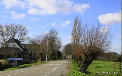 Buurtschap Tienhoven aan de Tienhovenseweg