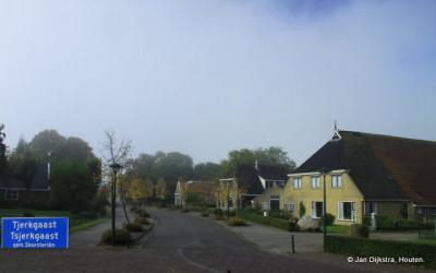 Tjerkgaast, dorpsgezicht