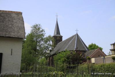De Hervormde kerk van Tuil