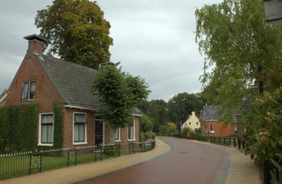 De bijzonder mooie Kleasterwei in Veenklooster. Foto Jan Dijkstra.