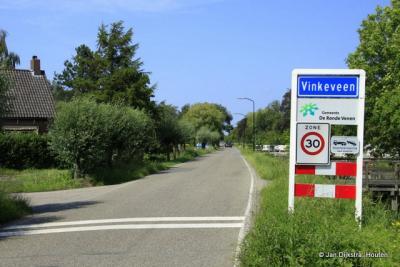 In Vinkeveen aangekomen