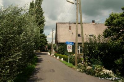 Vlist, aan het gelijknamige riviertje Vlist.