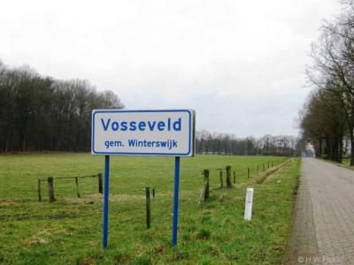 Vosseveld is een buurtschap in de provincie Gelderland, in de streek Achterhoek, gemeente Winterswijk.