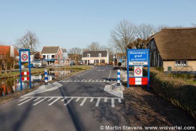 Buurtschap Vuilendam valt deels onder het dorp Molenaarsgraaf
