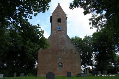 De Sint Thomaskerk uit de 12e eeuw in Waaxens