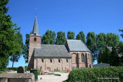 Het kerkje van Wadenoijen