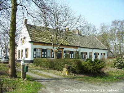 Waterkant, Hoeve 't Slot, Slotweg 7
