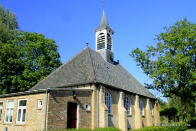 De Hervormde kerk van Waterlandkerkje
