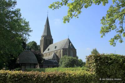 De RK kerk in Werkhoven
