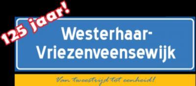 Westerhaar-Vriezenveensewijk heeft het 125-jarig bestaan van het dorp in 2010 het hele jaar door uitbundig gevierd.