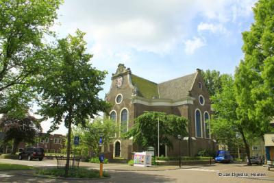 De Grote Kerk in Westzaan