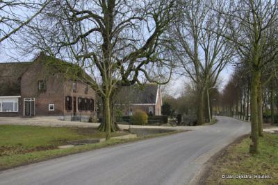 Buurtschap Weverwijk in de Vijfheerenlanden.