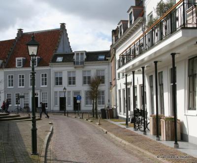 De Dijkstraat in Wijk bij Duurstede