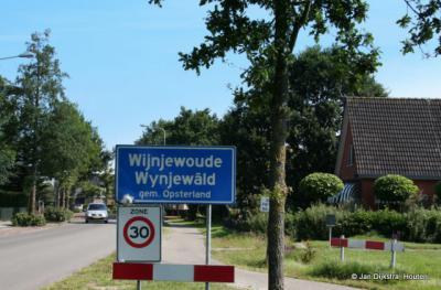 Wijnjewoude is een dorp in de provincie Fryslân, gemeente Opsterland. Het huidige dorp en de huidige plaatsnaam zijn in 1973 ontstaan uit samenvoeging van de dorpen Wijnjeterp en Duurswoude.
