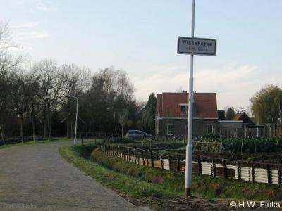 Wissekerke, deze Zuid-Bevelandse buurtschap wordt vaak verward met het dorp Wissenkerke op Noord-Beveland