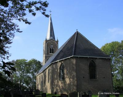 De Nicolaaskerk in Wiuwert