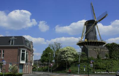 Molen De Windhond in Woerden