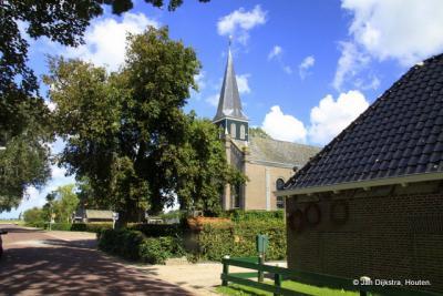Wolsum een mooi klein dorp.