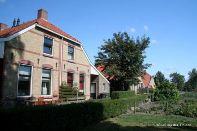 Bijzondere huizen in Wommels