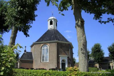 De kerk van Wons.