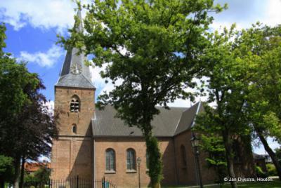 De Hervormde kerk van Woudenberg