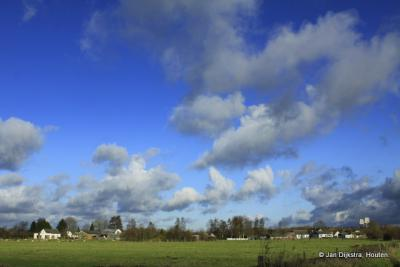 Zandberg is dan ook gelegen op een oude stroomrug van de rivier de Nederrijn
