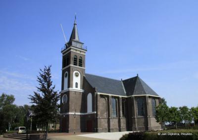 De Hervormde kerk in Zegveld