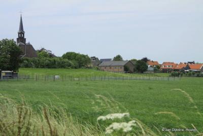 Dorpsgezicht van Zevenhoven