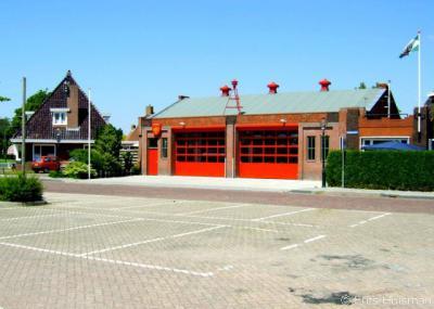 Zoutkamp brandweerkazerne
