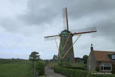 De molen van Zuidzande
