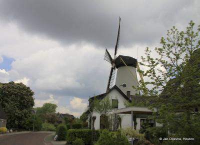 Heel veel molens heten De Hoop, zo ook die van Zuilichem.