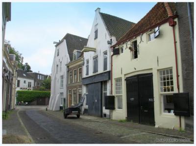 Of de tijd heeft stil gestaan in Zutphen.