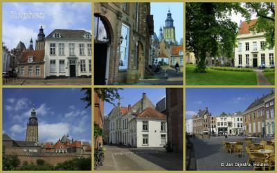 Gelukkig zijn in het Centrum van Zutphen veel monumentale panden bewaard gebleven. De stad heeft heel veel rijksmonumenten en gemeentelijke monumenten. Van beide heeft zij er ca. 400!