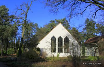 De PK kerk in Maarn.